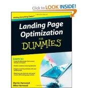 Landing Page Optimization for Dummies by Martin & Mike Hardwood
